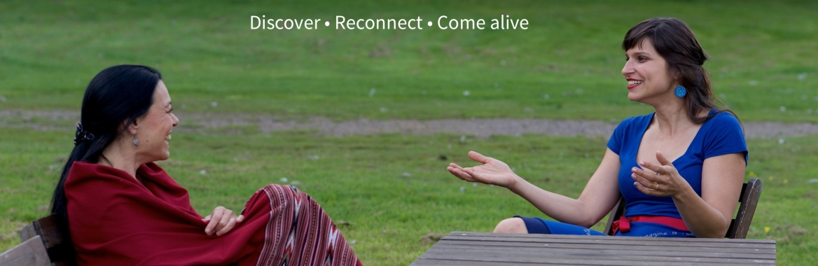 Feel Your S-Sense: Discover - Reconnect - Come alive
